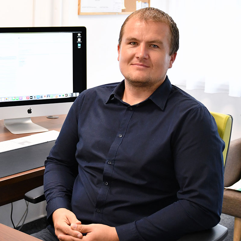 Ing. Luděk Růžička, PhD.